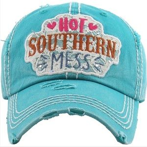 Accessories - 🌵Hot Southern Mess Trucker Hat🌵